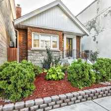 Rental info for 943 Pape Avenue in the Danforth Village - East York area