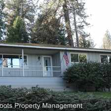 Rental info for 10855 Gold Hill Dr