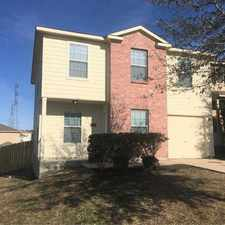 Rental info for 5726 Sandy Canyon in the San Antonio area