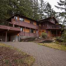 Rental info for (ORCA_REF#4660W)***SPACIOUS 5 BED / 4 BATH WEST VANCOUVER HOME W/ BEAUTIFUL NATURAL SURROUNDINGS***
