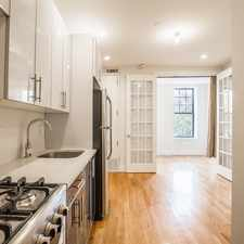 Rental info for 40 Malcolm X Boulevard #2f in the New York area
