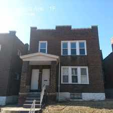Rental info for 3449 Pennsylvania Ave. in the St. Louis area