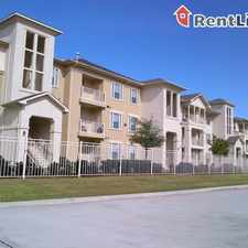 Rental info for 17217 Hafer Rd # 1027 in the Houston area