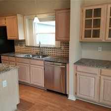 Rental info for Sachse - Beautiful 4 Bedroom Home With So Much ... in the Garland area