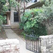 "Rental info for On Golf"" Riverhill CC Townhouse In Excellen... in the Kerrville area"