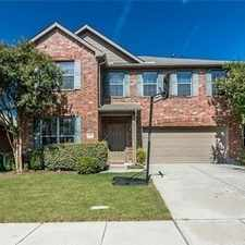 Rental info for Fabulous Home With FRISCO ISD SCHOOLS. in the McKinney area