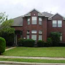 Rental info for Fabulous 5/3/2 Home In Rowlett. in the Garland area