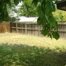 Rental info for House For Rent In San Antonio. in the San Antonio area