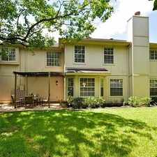 Rental info for Gorgeous Sugar Land, 4 Bedroom, 2.50 Bath. Park... in the Sugar Land area