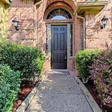 Rental info for Luxurious Property, Excellent Condition. Washer... in the Plano area