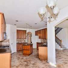 Rental info for Sugar Land - Hurry Home To Your Spacious Five B... in the Houston area