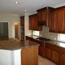 Rental info for Gorgeous Family Home On Quiet Cul De Sac. in the Houston area