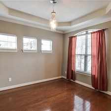 Rental info for Immaculate Home With A Large Covered Patio In T... in the Frisco area