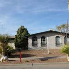 Rental info for Outstanding Opportunity To Live At The El Paso ... in the El Paso area