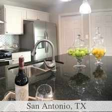 Rental info for Completely Renovated! in the San Antonio area