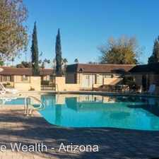 Rental info for 1618 E. Dunbar Drive in the Tempe area