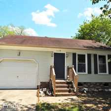 Rental info for 1128 HAZEL AVENUE in the Norfolk Highlands area