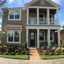 Rental info for 4942 Millennia Park Dr. in the Orlando area