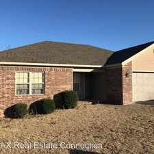 Rental info for 108 Corbin Circle Magness Creek in the Cabot area