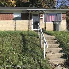 Rental info for 1822 Orange Ave - 1822 Orange in the Indianapolis area