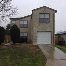Rental info for Lovely Brick Home in the San Antonio area