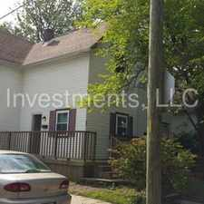 Rental info for 655 North Beville Avenue in the Indianapolis area