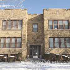 Rental info for 930 S. Humphrey in the 60304 area