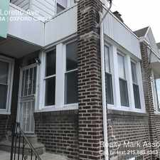 Rental info for 6060 Loretto Ave in the Philadelphia area