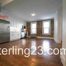 Rental info for 24-73 38th Street in the Woodside area