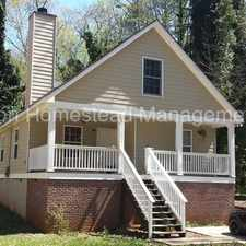 Rental info for Large Newly Renovated Home in the Atlanta area