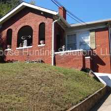 Rental info for Adorable Efficiency Apt in Charming Old 4th Ward Community in the Atlanta area