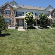 Rental info for 804 Ridgeview Court