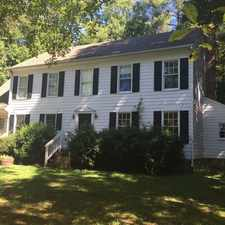 Rental info for Spacious 4 Bed/2. 5 Bath House On Cul-de-sac in the Tuckahoe area