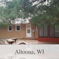 Rental info for 3BR/2ba Single Family Home In Altoona