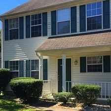 Rental info for Spacious Living Room With Gas Fireplace, Open E... in the Hampton area