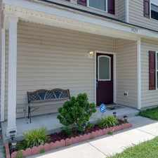 Rental info for Spacious Home With First Floor Bedroom And Full...