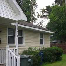 Rental info for Well Maintained Duplex With Large Kitchen. in the Norfolk area
