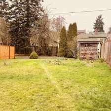 Rental info for This Charming Cottage In The Burgeoning Part Of... in the Mount Baker area