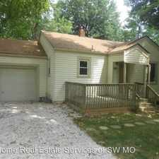 Rental info for 1843-A E Monroe in the 65804 area