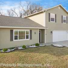 Rental info for 309 Stone Drive