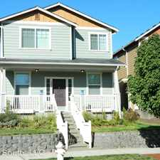 Rental info for 28036 136th Pl SE