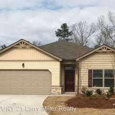 Rental info for 235 Sims Court in the Augusta-Richmond County area