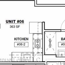Rental info for 735 W. Wisconsin Ave in the Kilbourn Town area