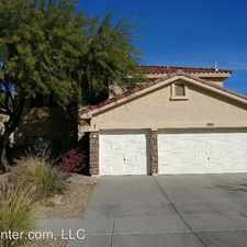 Rental info for 2526 W Tumbleweed Dr