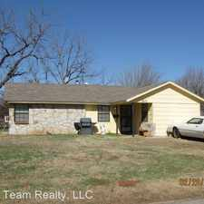 Rental info for 1813 Lariet Ln in the Oklahoma City area