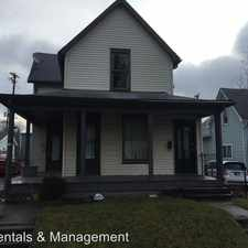 Rental info for 1636 Short St in the Fort Wayne area