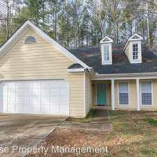 Rental info for 1020 Sharon Place