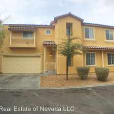 Rental info for 3581 Pinnate Dr in the Las Vegas area