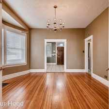 Rental info for 1730 N Emerson Street in the Denver area