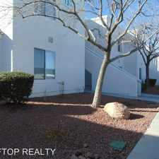 Rental info for 7100 Pirates Cove #1068 in the Las Vegas area